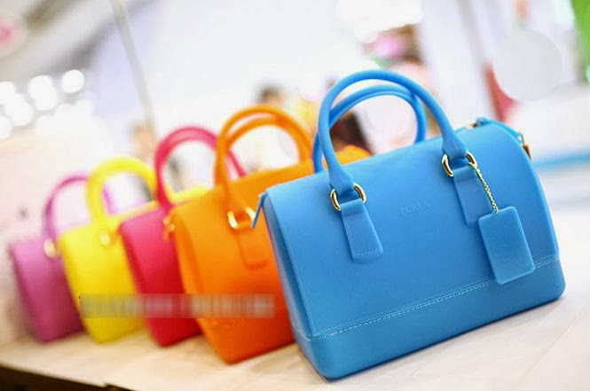 Candy Boston Bag Pastel Color (MINI)