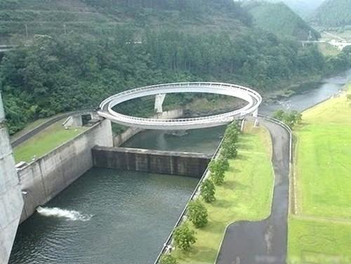 Puentes más curiosos del mundo - Hureai, Japón