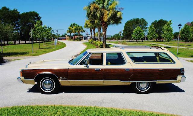 クライスラー・タウン&カントリー 6-8代目 | Chrysler Town & Country (1974-88)