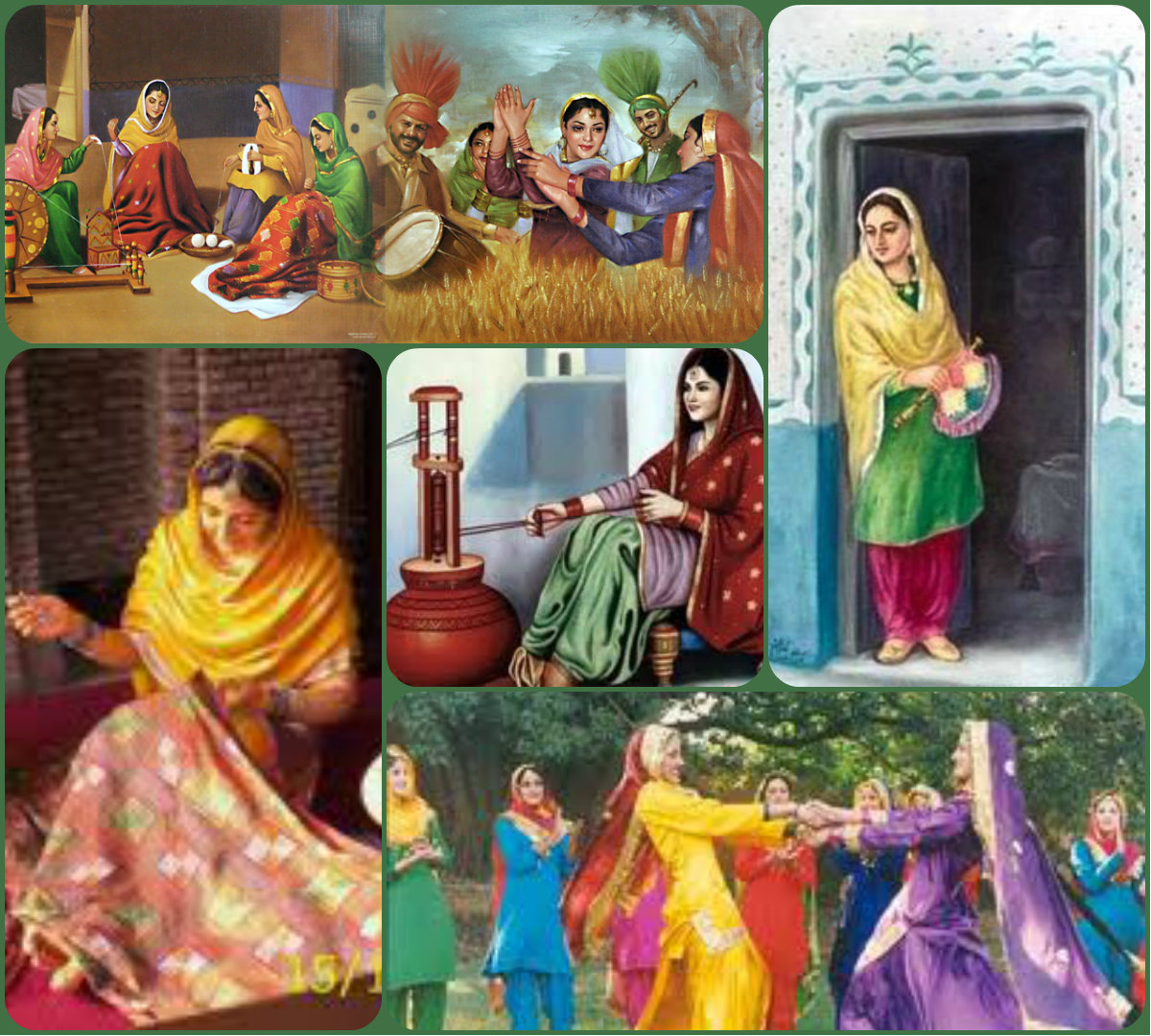 Punjabi culture wallpapers hd
