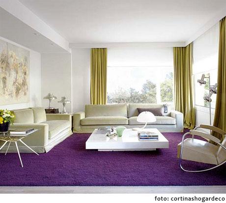 Es para nosotras a todo color - Decoracion salon moderno ...