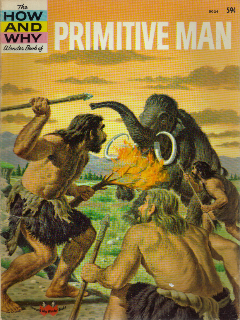 Primitive men