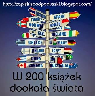 W 200 książek dookoła świata