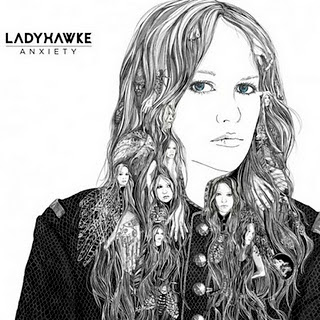Ladyhawke - Black, White & Blue