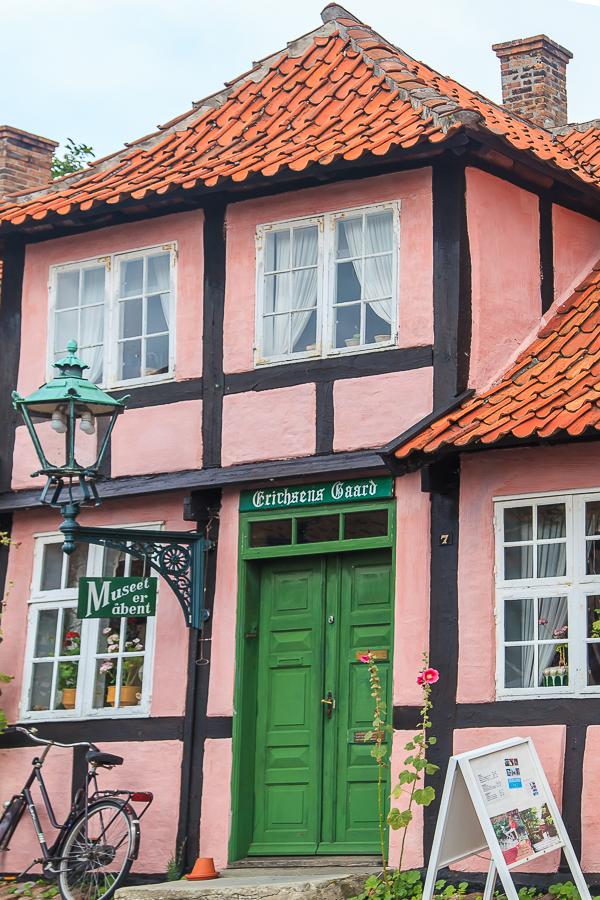 Amalie loves Denmark - Erichsen Gård Museum in Rønne auf Bornholm