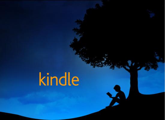 Obras en Kindle