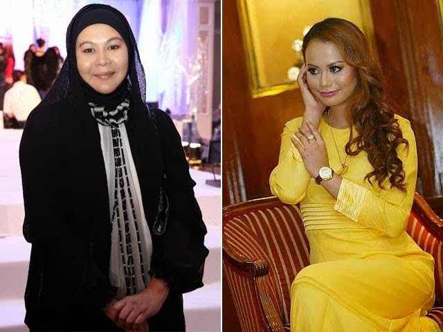Erma Fatima Bayar Saman Rebecca Nur Al-islam Guna Duit Syiling 5 Sen