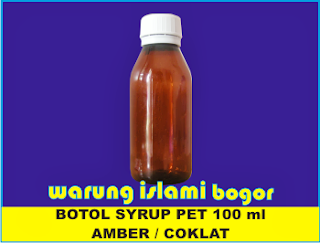 Jual Botol Plastik PET 120ml