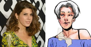Marisa Tomei cast as Aunt May