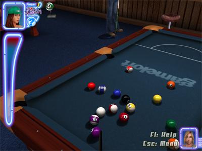 Фото Midnight Pool 3D сделают ваше представление об игре более насыщенным,