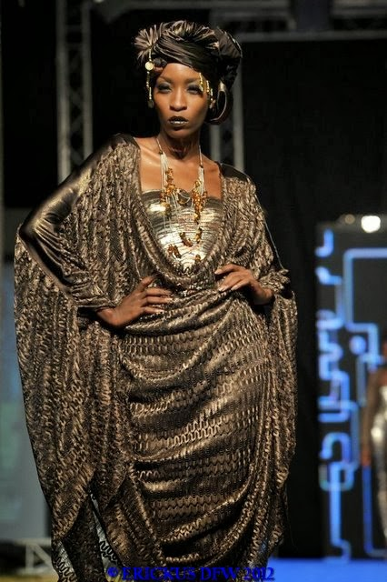 Efathel - Model Cameroun