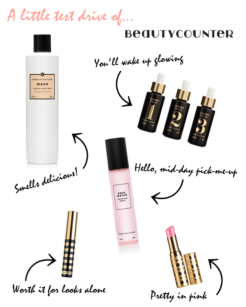 Ask me about Beautycounter!