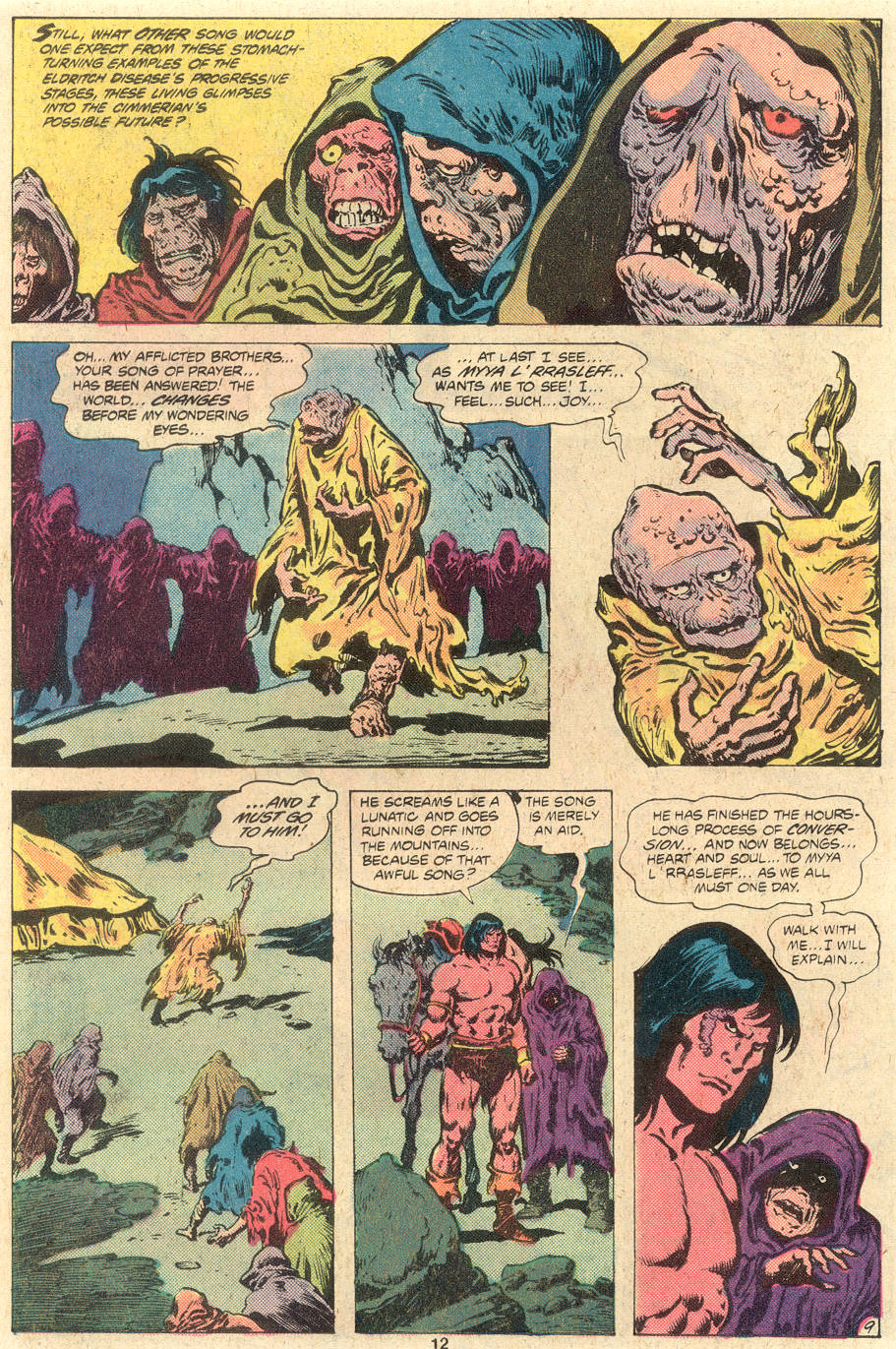 Conan the Barbarian (1970) Issue #118 #130 - English 10