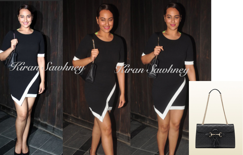 Sonakshi Sinha at Queen Success Bash