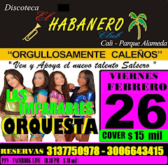LAS NUEVAS CHICAS DE LA MUSICA  SALSA, TROPICAL,,,