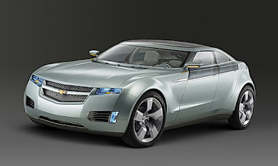 Chevy Volt Concept Car