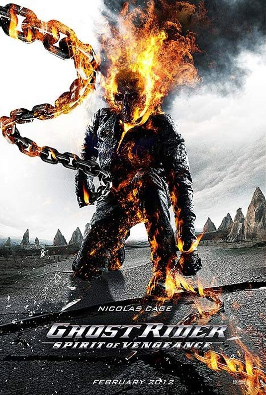 The Horror Hotel: Review : Ghost Rider - Spirit of ...
