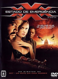 Download Filme Triplo X 2: Estado de Emergencia   Dublado DVDRip Avi