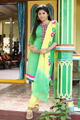 Anjali latest photos in green churidar-thumbnail-10