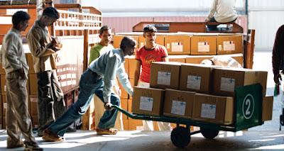 Công ty Logistics ở Ấn Độ