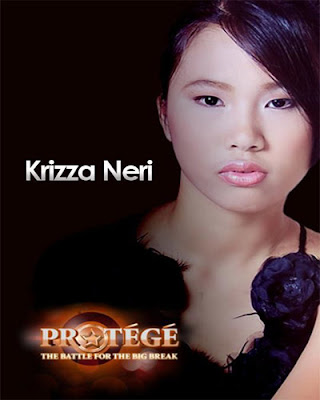 Krizza Neri wins Protege - GMA 7