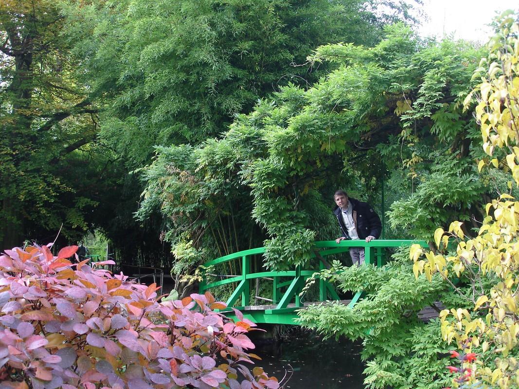 I viaggi di raffaella giverny un giardino da dipingere - Piante per giardino giapponese ...