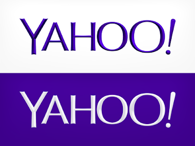 Take a Look for Yahoo New Logo