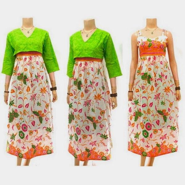 Model Baju Batik Terbaru Dan Busana Muslim Toko Baju