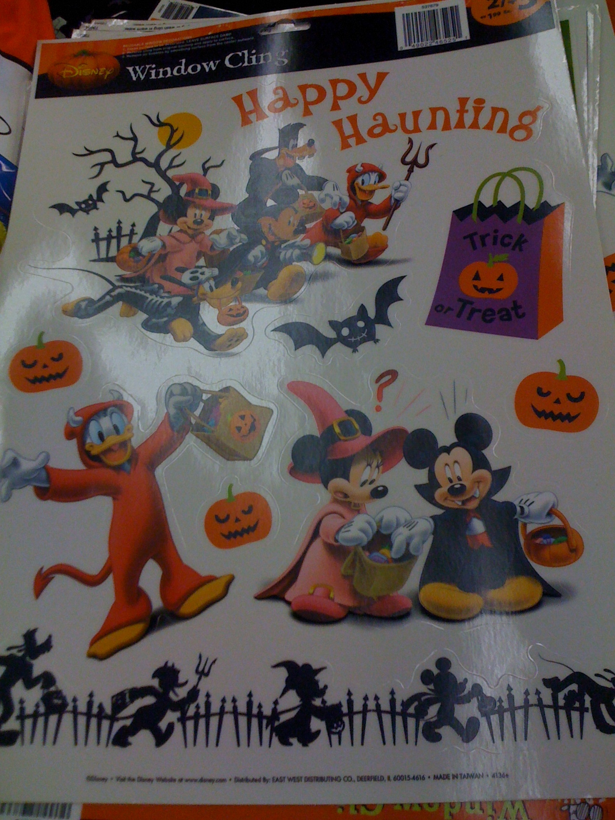 if you have a trip planned to walt disney world or disneyland before halloween i suggest you head to walgreens to pick up a few extra disney surprises - Walgreens Halloween Decorations