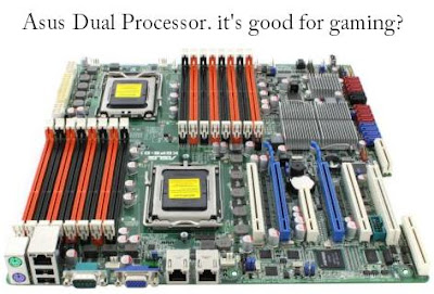 Dual Processor Gaming Motherboard
