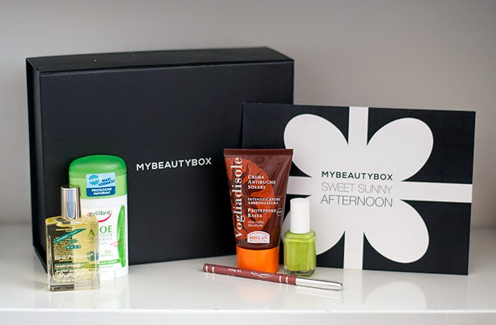 my beauty box aprile