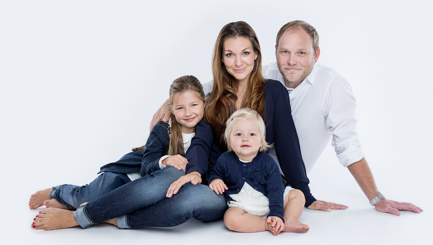 dubai our sandbox family portrait with the studio dubai