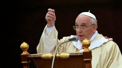 Papa Francisco celebra missa na solenidade de Todos os Santos