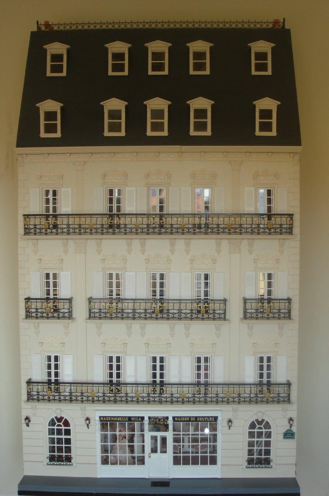 Las minis de belen maison de couture 1867 for Ayzel maison de couture