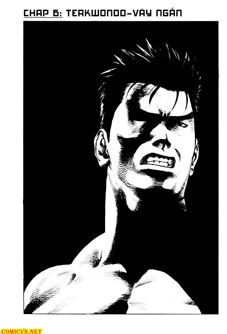 Karate Shoukoushi Kohinata Minoru chap 6 Trang 2