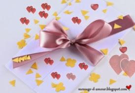 belle lettre d amour pour une femme