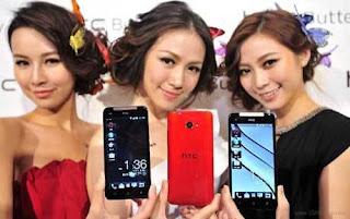 HTC Butterfly Akan Hinggap di Indonesia