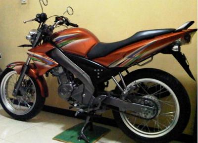 Modif Yamaha Champ