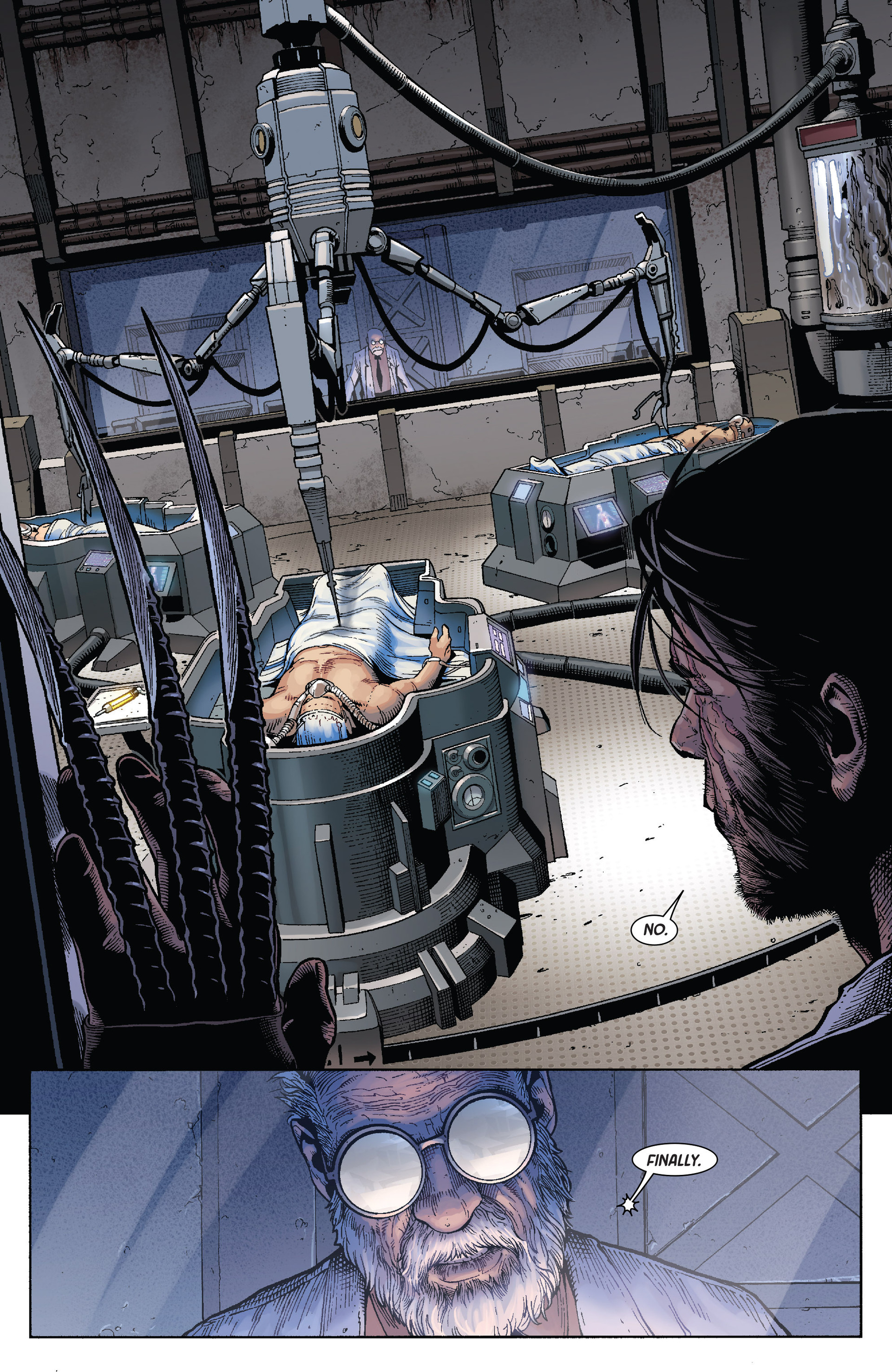 Death of Wolverine Issue #4 #4 - English 6