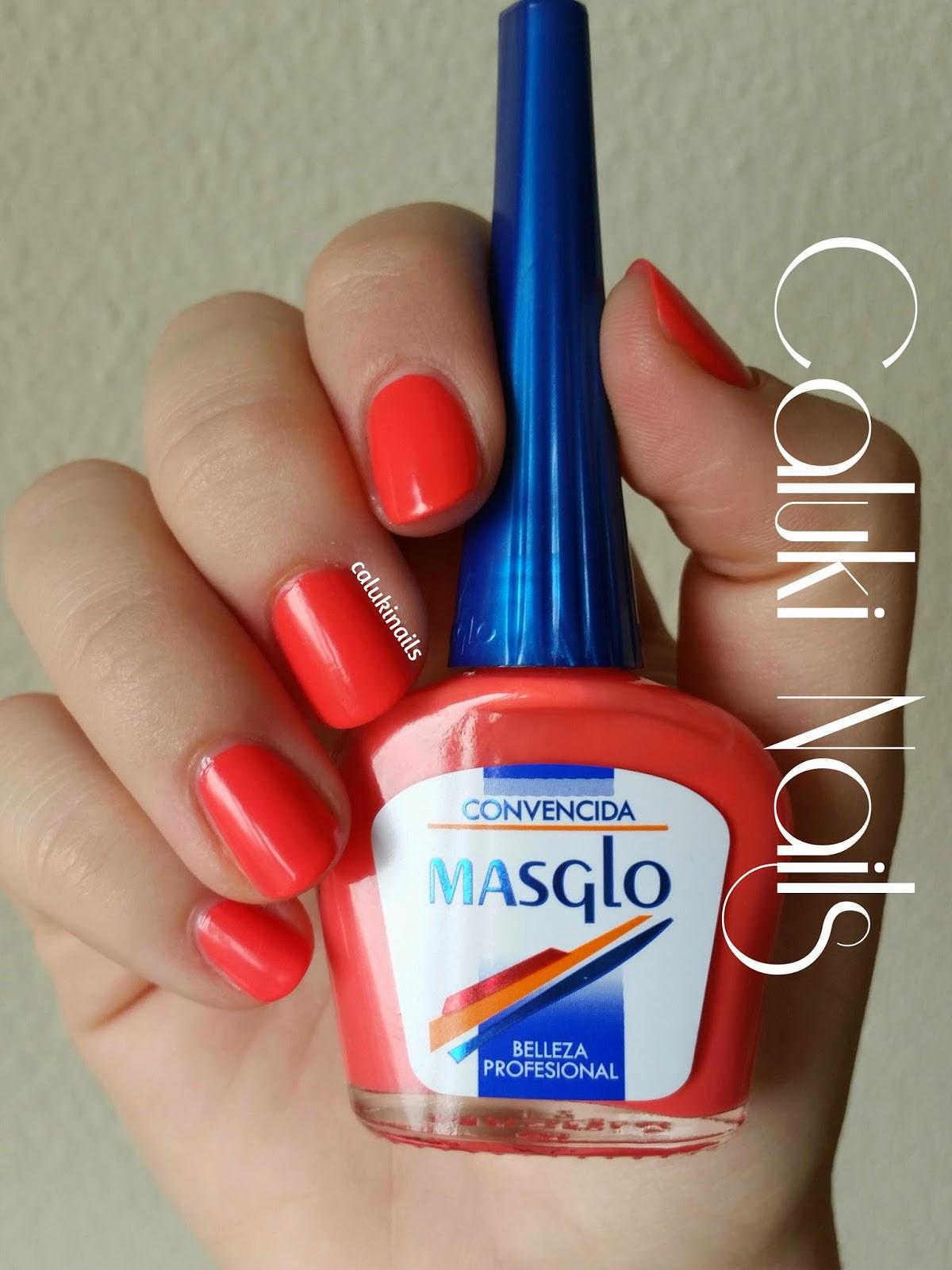 Caluki Nails : Nail art Perrete | Convencida-Masglo
