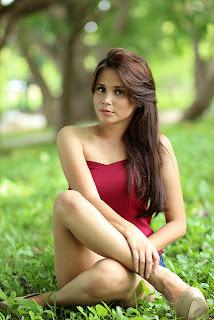 Foto Profil Biodata Yunita Siregar Pemain Love in Paris