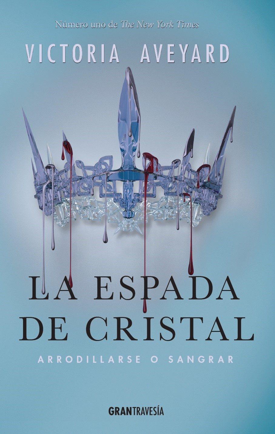 Reseña La espada de cristal