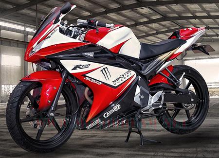 20  Gambar Modifikasi Motor Yamaha Vixion Terbaru