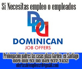 Dominican Job offers
