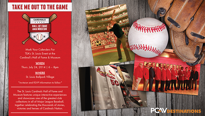 Saint Louis, July 24: Cardinals Hall of Fame tour