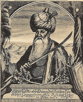 Abdi Pasha the Albanian (Hungary)