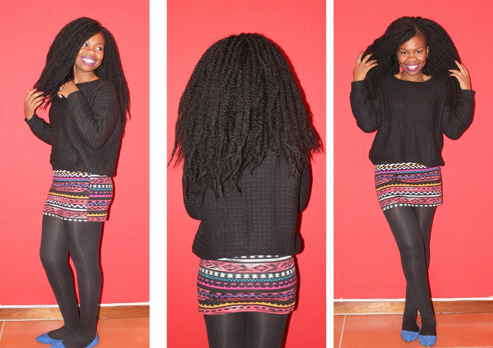 2014 protective style 3 afro marley weave aisha life 2014 protective style 3 afro marley weave pmusecretfo Choice Image
