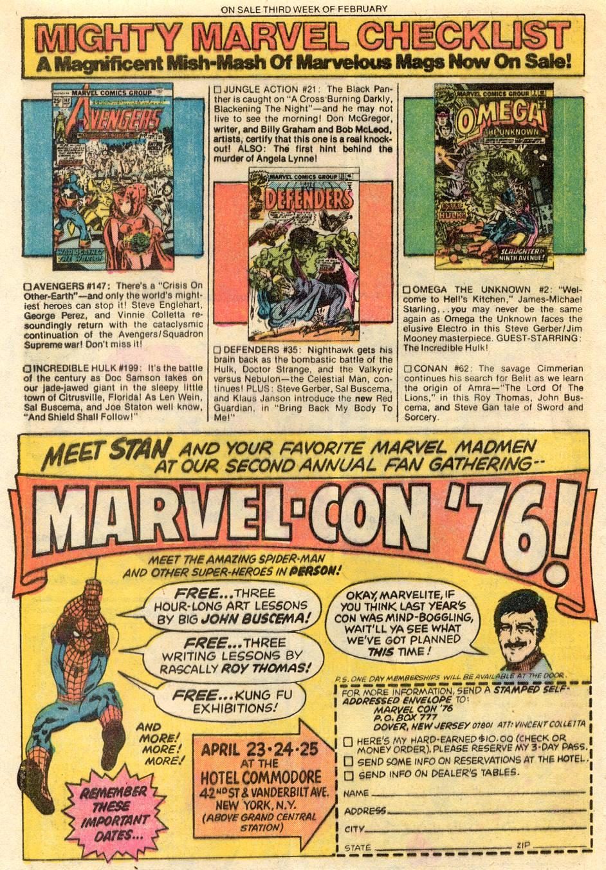 Conan the Barbarian (1970) Issue #62 #74 - English 20