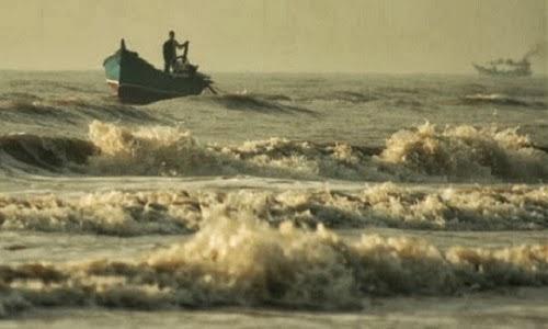 Misteri Surutnya Air Laut Di Banten Terjawab !