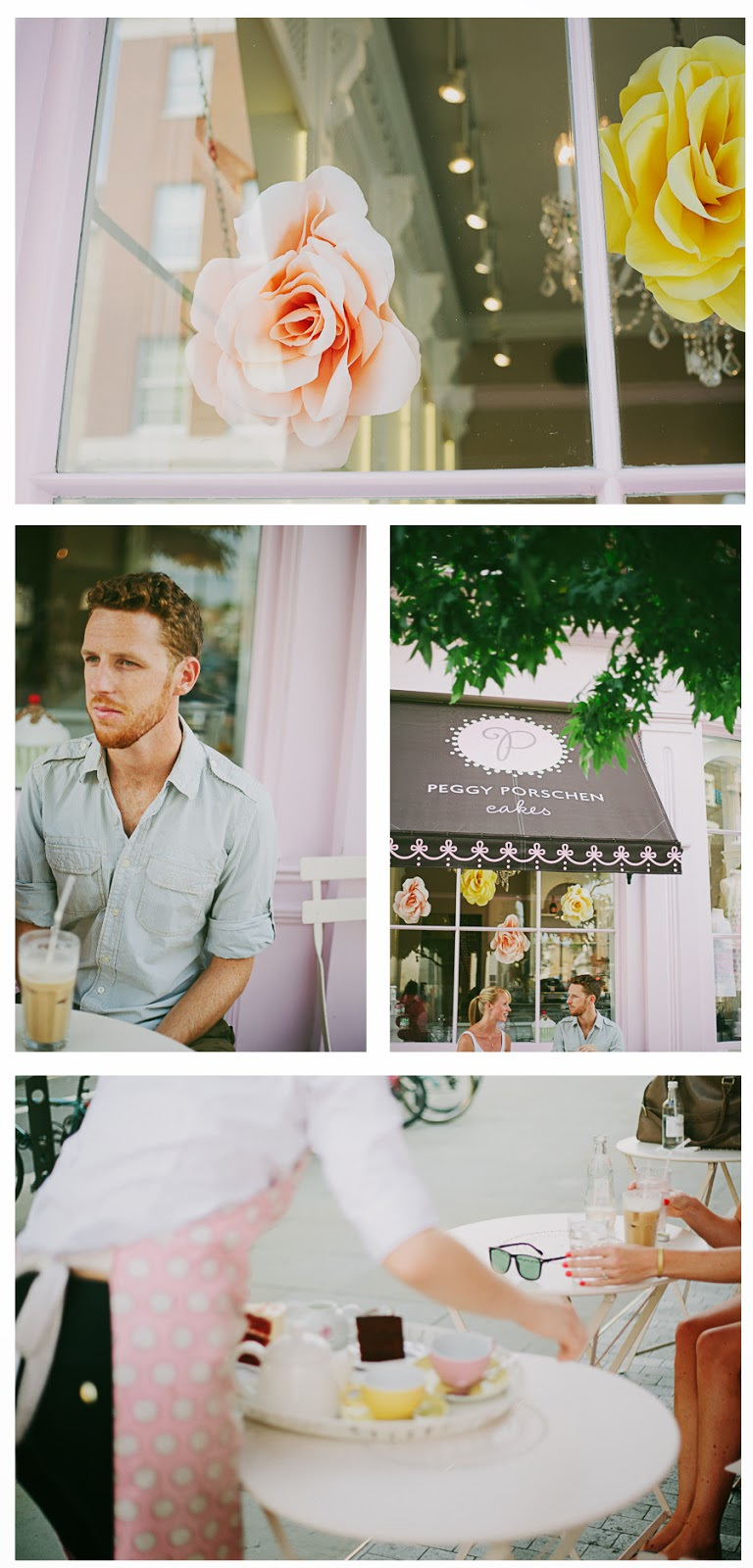 Belgravia London engagement session pastel dreamy alternative wedding photographer